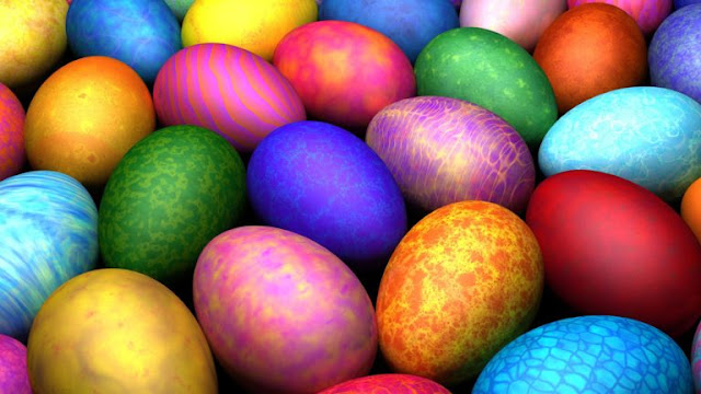 Free Easter Eggs Images for Instagram