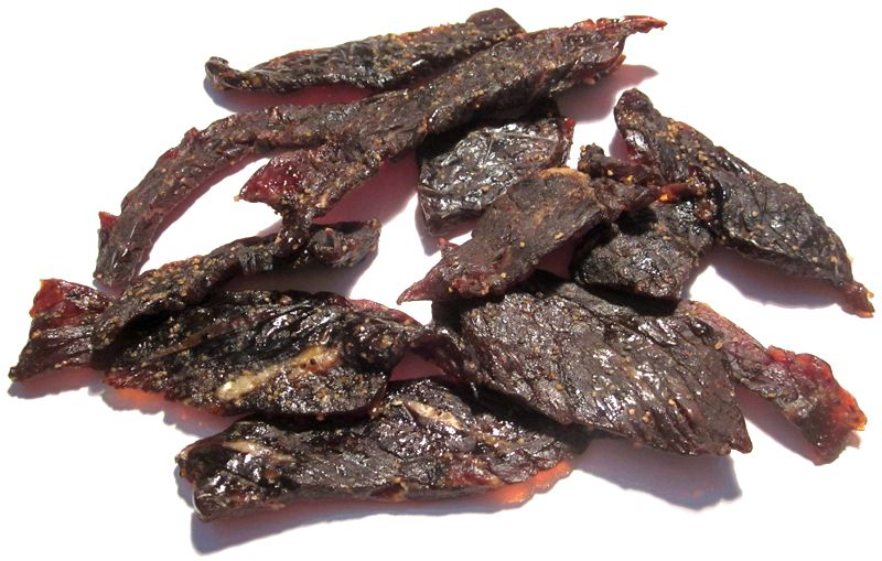 Silverhawks Journey Beef Jerky - Teriyaki ~ Beef Jerky Reviews