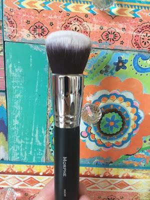 morphe cosmetics makeup brush for foundation