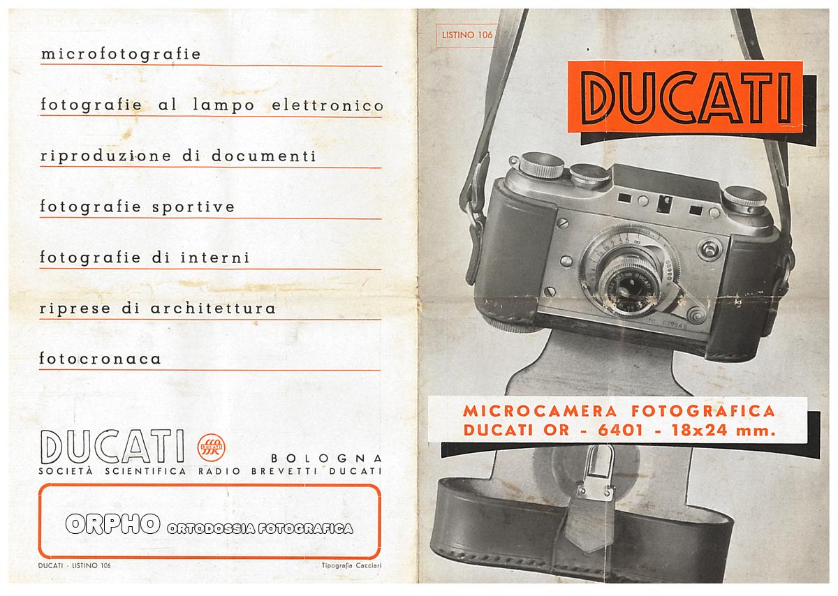 Ducati Sogno Orpho