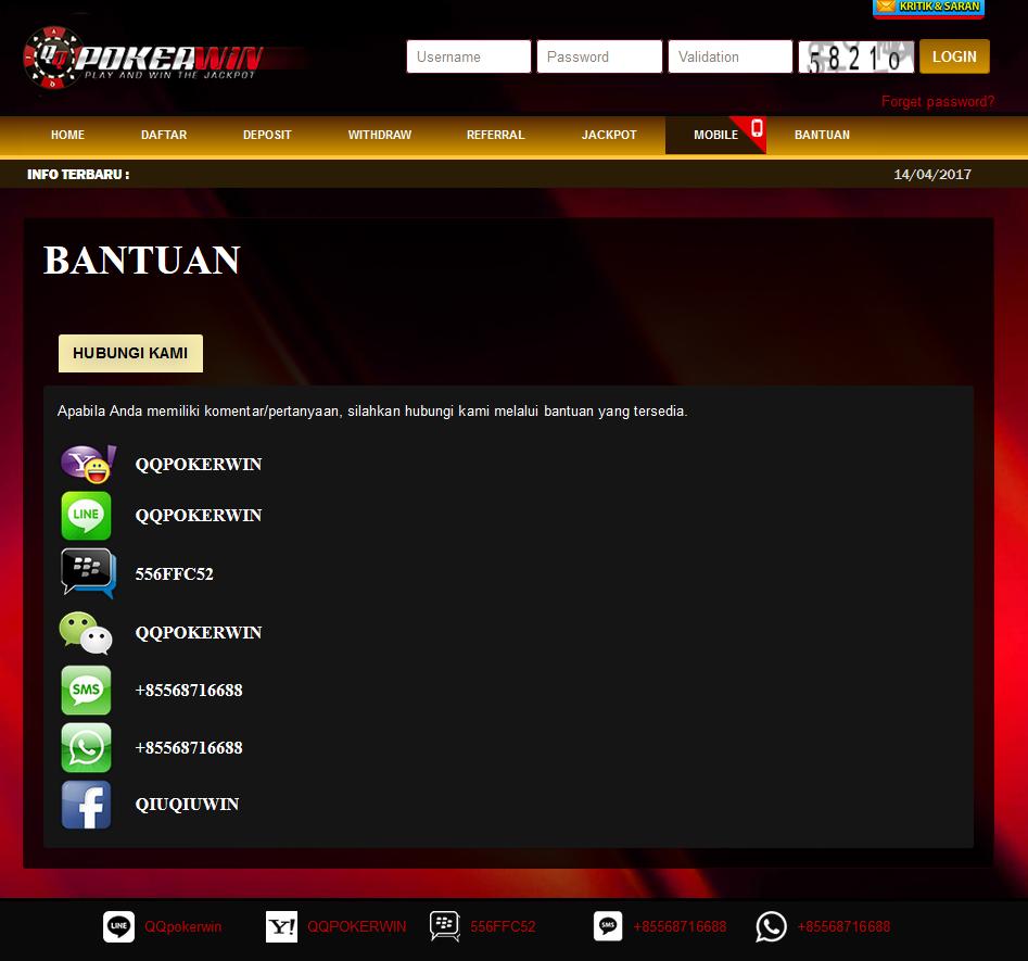 Cara Daftar Akun Poker Online Di Android
