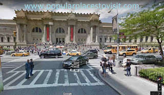 Metropolitan Museum of Art NYC USA