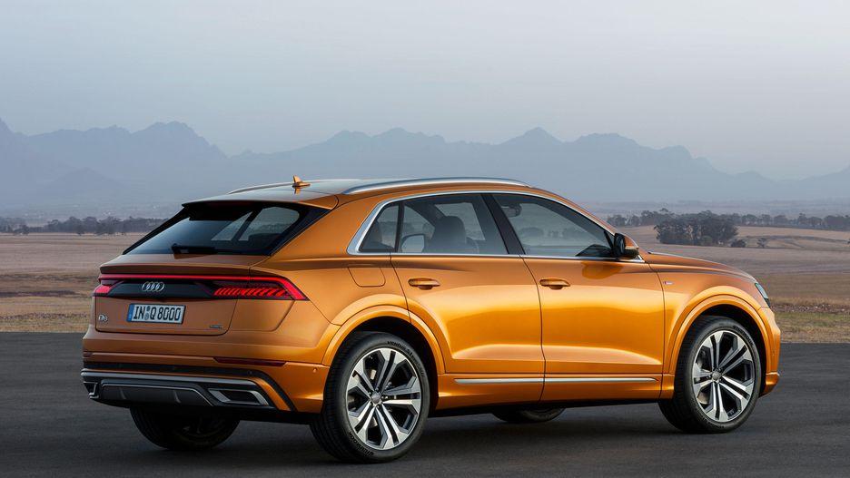 Audi Q8 Đời Mới Nhất Giá Bao Nhiêu