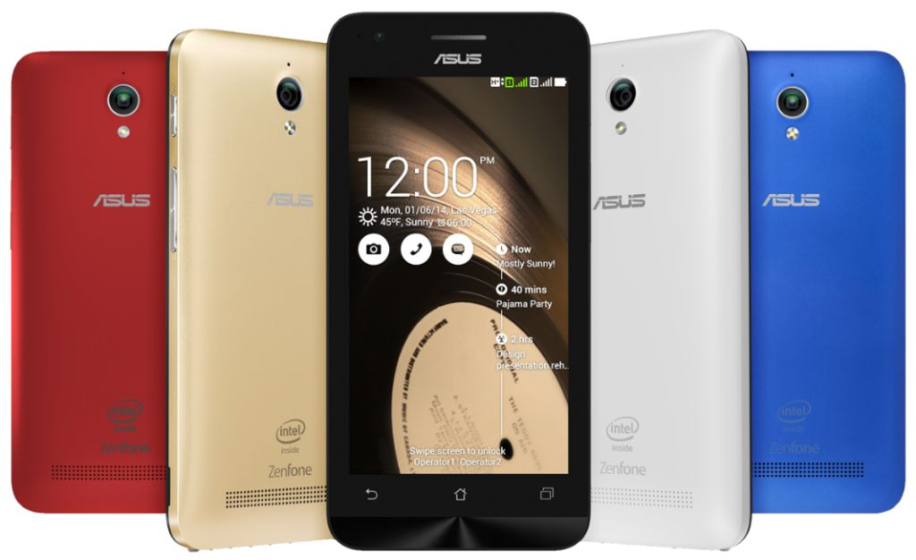 Asus ZenFone C (ZC451CG) (2015) with Specifications