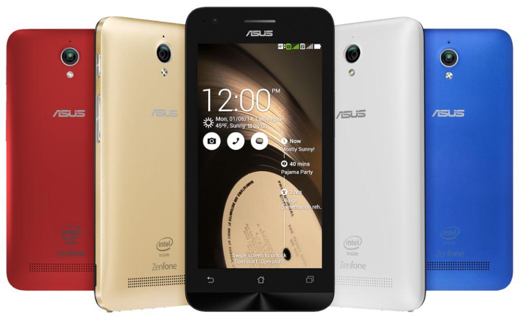 Hp Asus ZenFone C (ZC451CG) (2015) dan Spesifikasi