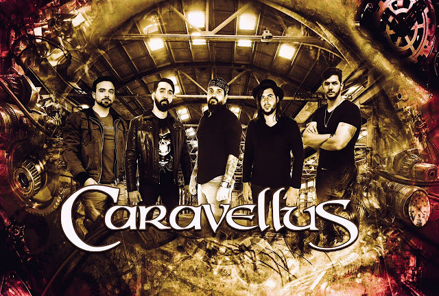 Caravellus: banda anuncia retorno das atividades e formação completa