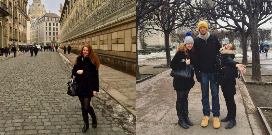 dresden, drážďany, student agency, lucka srbová, style without limits