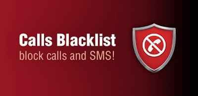 applicazione Call Blacklist