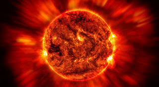 Solar_System Facts_Solar_flares