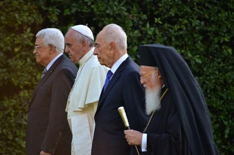 Bangga dengan Langkah Perdamaian ala Paus Fransiskus