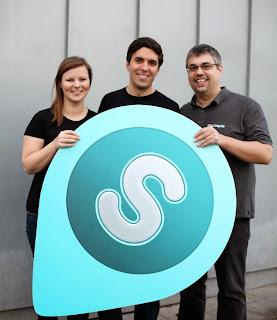 Das Streetspotr-Gründerteam.
