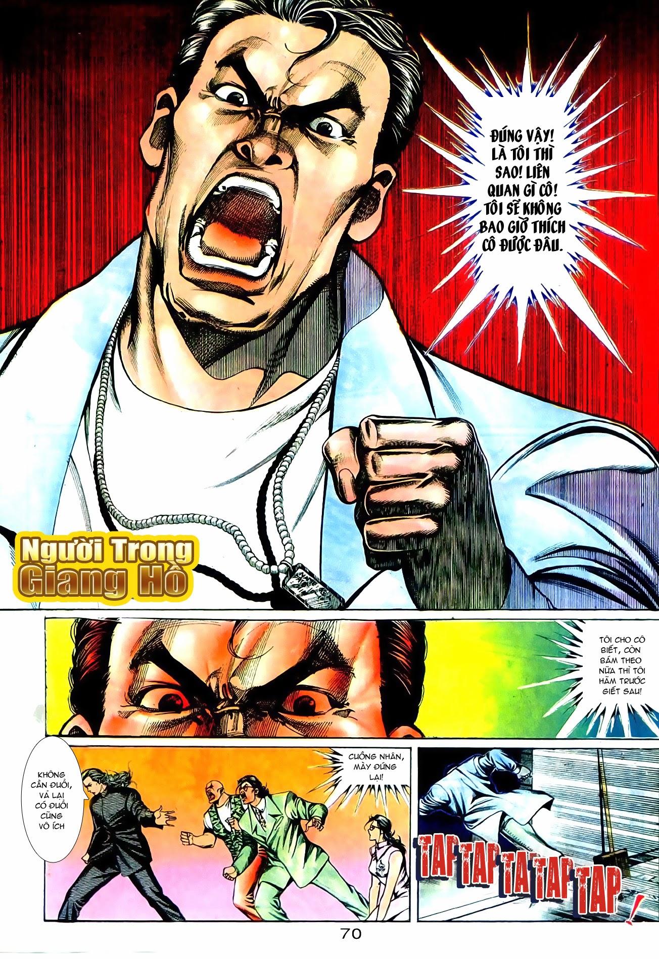 Người Trong Giang Hồ chapter 101: vô địch100% trang 24
