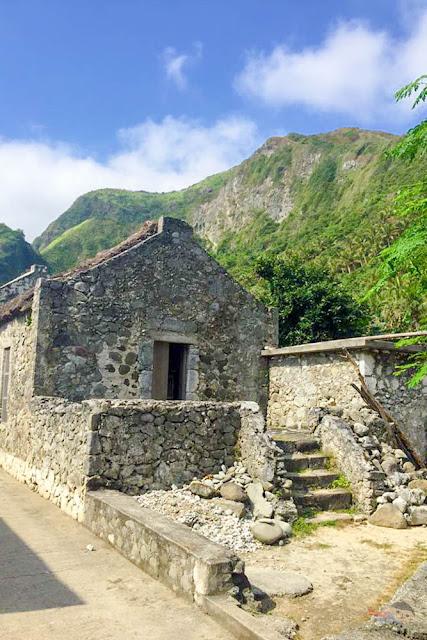 Brgy. Chavayan Stone Houses - Batanes