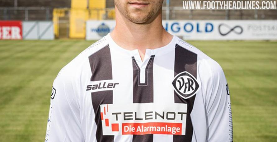 Aalen Heimtrikot 2019//2020 saller