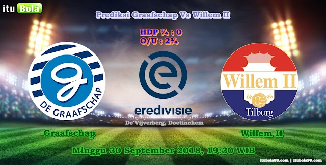 Prediksi Graafschap Vs Willem II - ituBola
