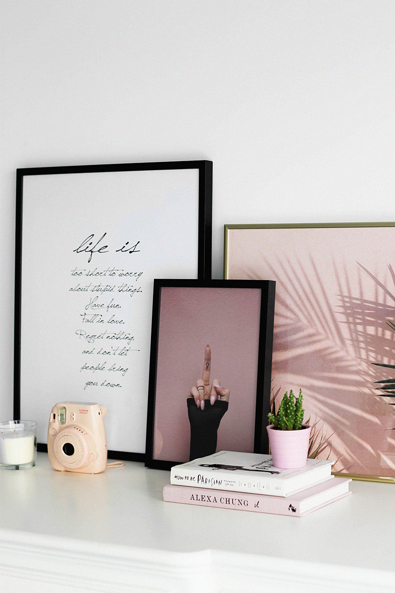 How To Create The Ultimate Gallery Wall w/ Desenio