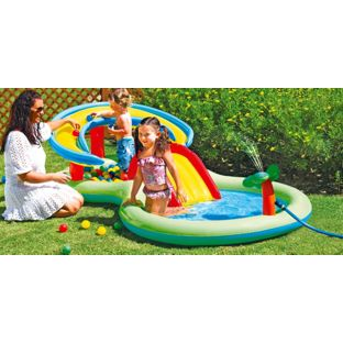 DayUKDeals.com Share info: SUPER LOWEST OUTSIDE KIDS GAMES , Chad Valley Activity Pool Play Centre £19.99 Argos