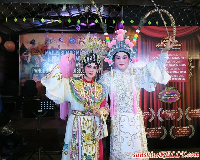 Malaysian Performing Arts Semarak Bangsawan & Traditional Art Showcase 2017