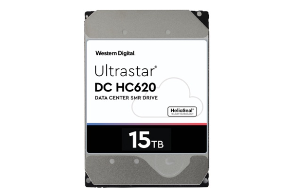 Western Digital's Ultrastar DC HC620 is the World's first 15TB HDD