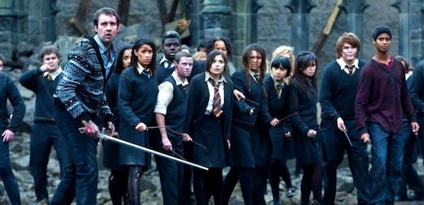 Войнството на Дъмбълдор в Хари Потър и орденът на феникса