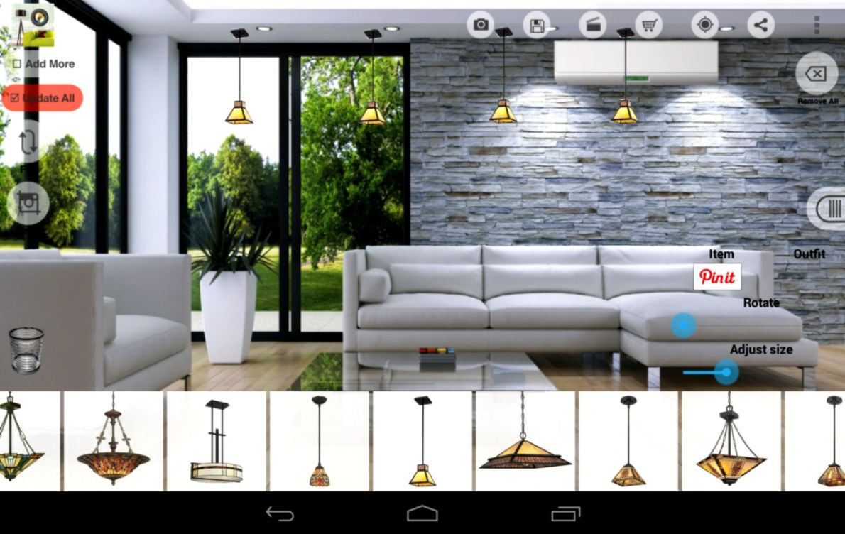 Virtually Design Your Own Home Wallpapers Area