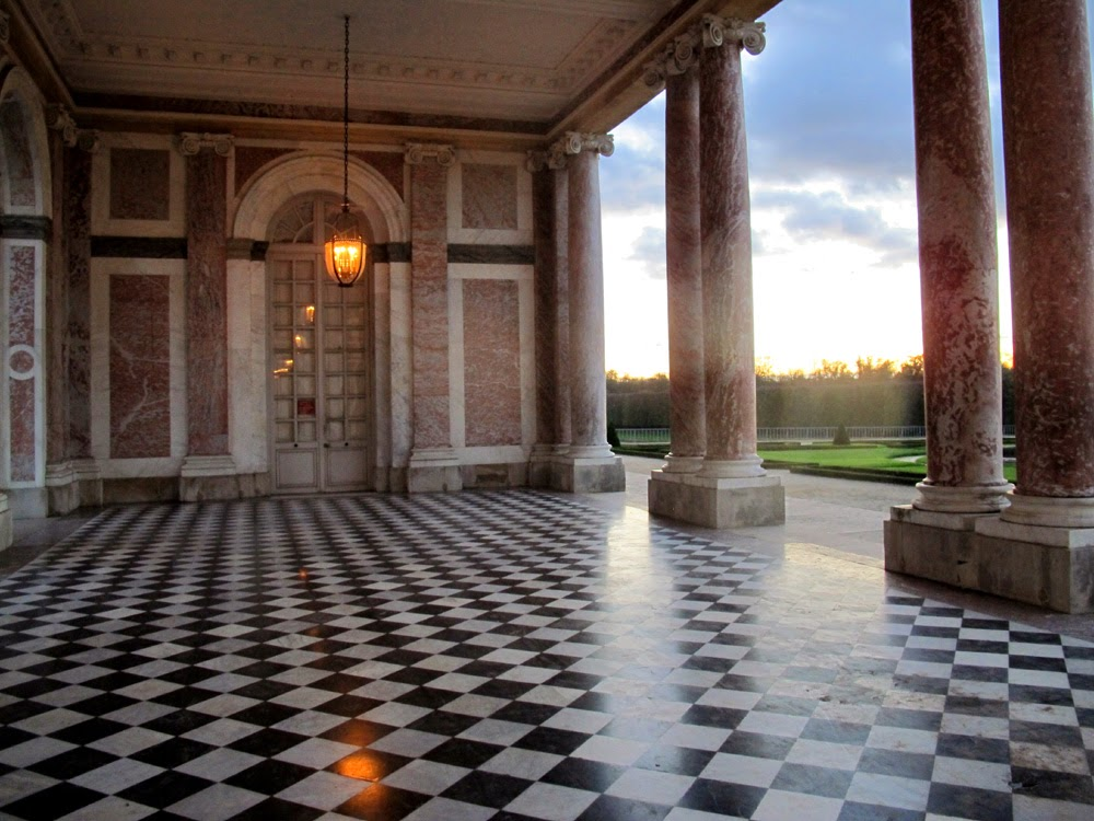 Grand Trianon at the Palace of Versailles, Paris, France