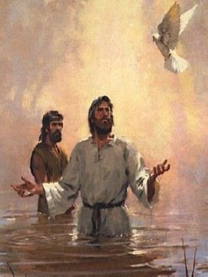 Baptème de Jésus