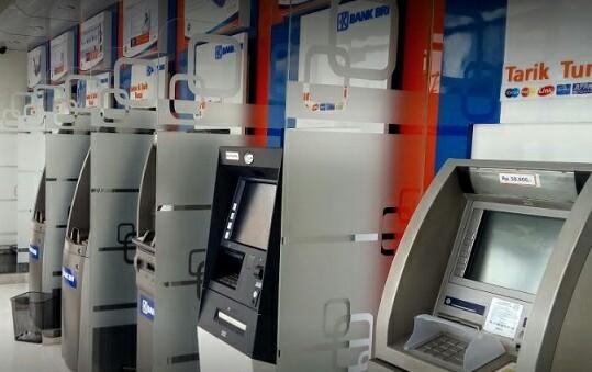 Ciri Dari ATM Setor Tunai BRI