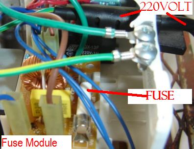 Then Locate The Fuse On This Pc And Replace With Same Value Amp Is Very Important That You Get