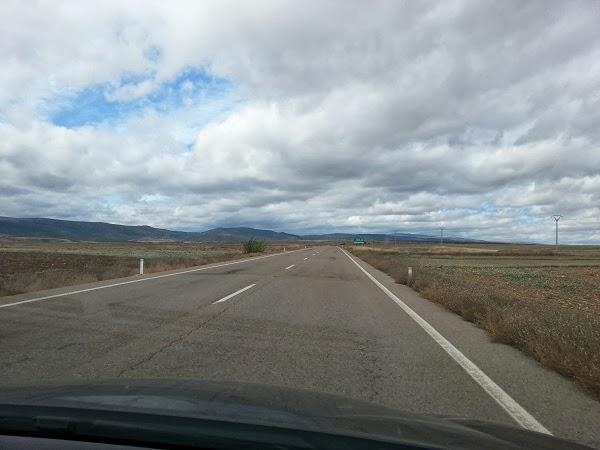 Hacia Albarracín