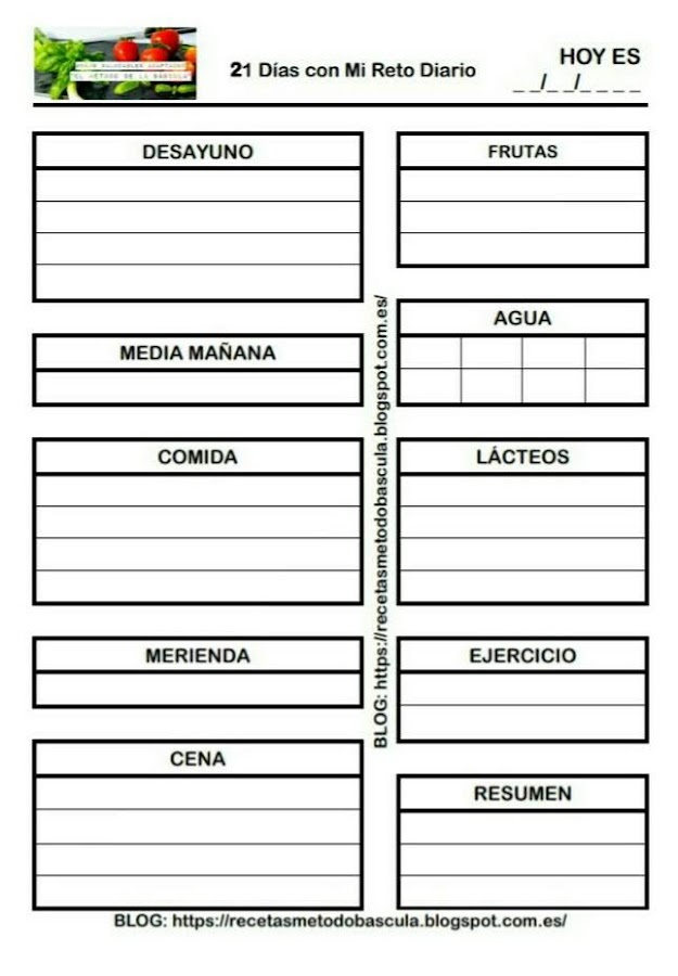 adelgazar-menu-semanal-metodo-bascula