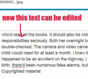 convert JPEG to Word format with OCR online