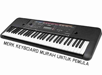 Keyboard Murah Untuk Pemula