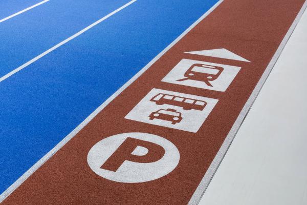 Narita convierte su aeropuerto en una pista de atletismo