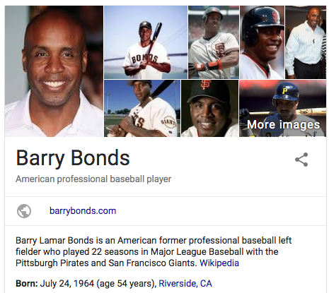 9bc82ac0e Want to know why Barry Bonds is having his jersey retired on August 11