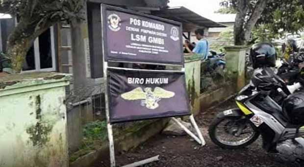 GMBI Distrik Ciamis Diserang Sekelompok Massa
