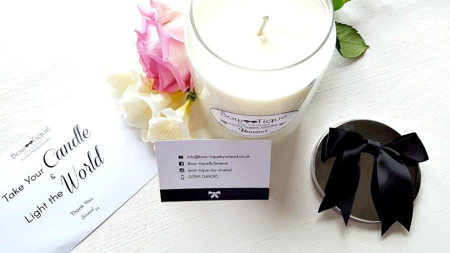 The Style Guide Blog, Review, Organic luxury scented candle, scented candle, Lifestyle blog
