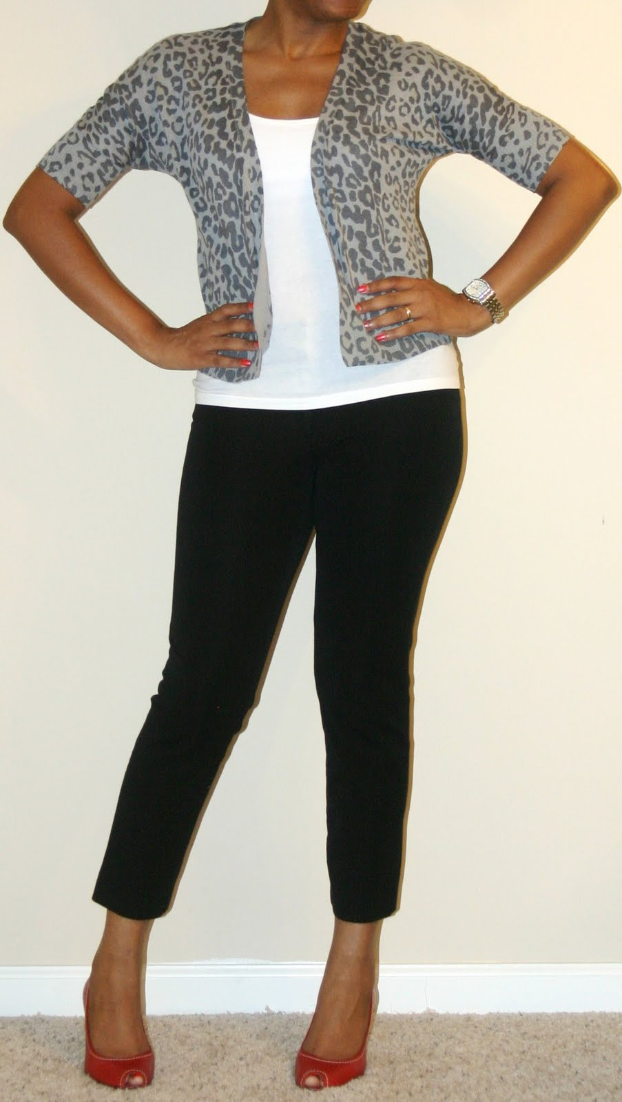 Cropped Cardigans