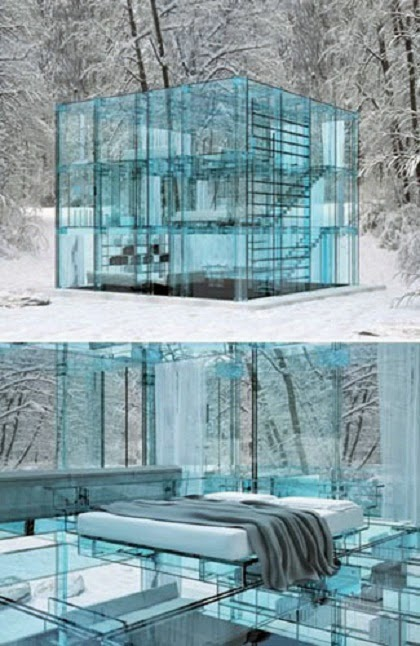 6 Unique Glass House Designs picture