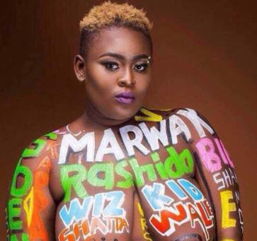Ghanaian Nude Model I Will Blame Myself If I Get Raped