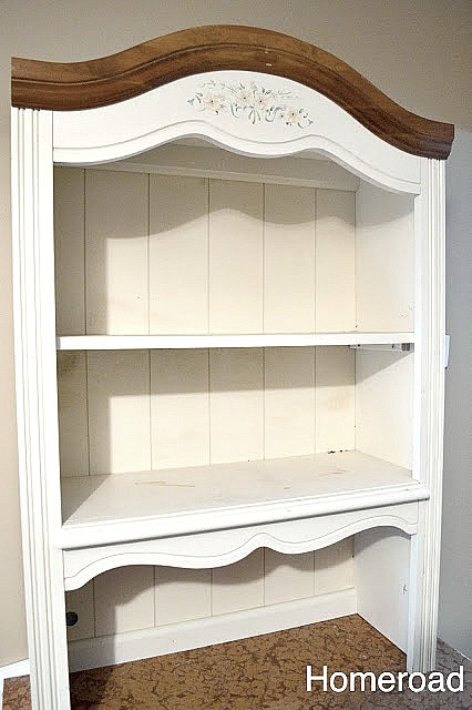 farmhouse hutch topper
