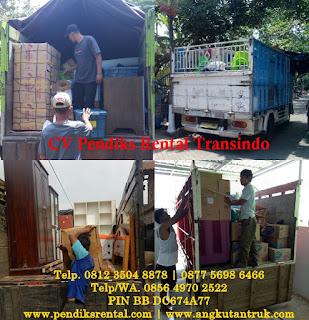 Sewa Truk Pindahan di Malang