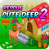 Play AVMGames Rescue Cute Deer…