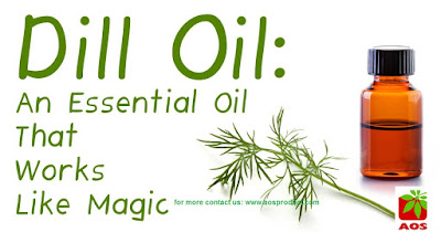 Dill Oil india