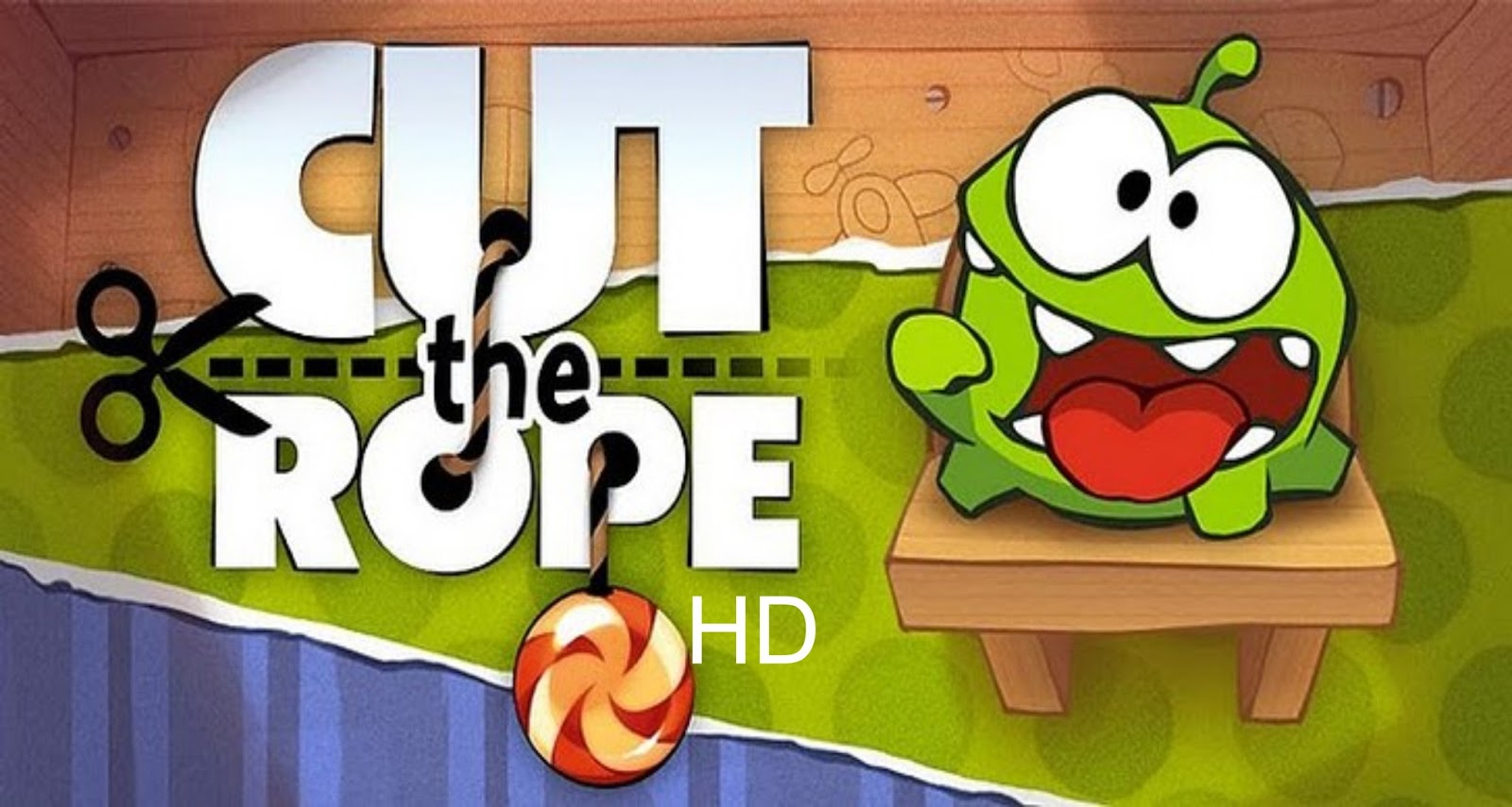 Cut the Rope HD v2.3.2 APK  Android Games Download