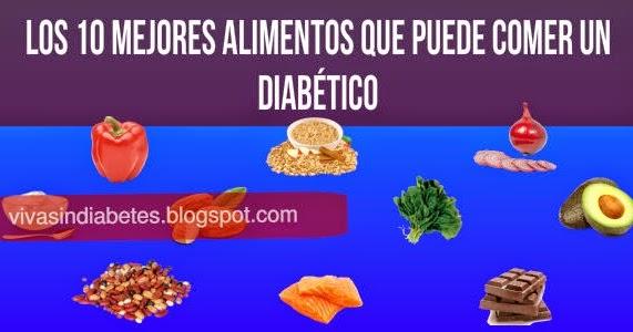 Qué es lo que no puede comer un diabetico