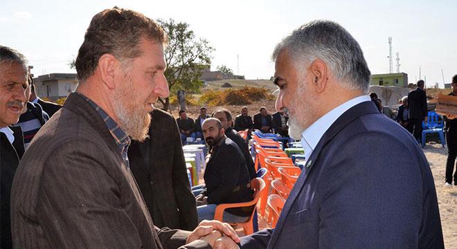 Zekeriya Yapıcıoğlu'ndan Suna ailesine taziye ziyareti