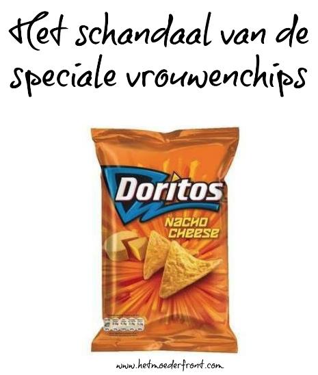 vrouwen chips
