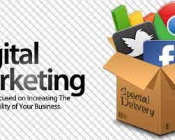 Digital marketing đang phát triển một cách mạnh mẽ