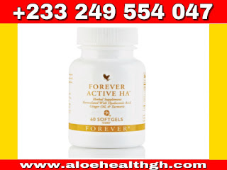 Forever active HA-Hyaluronic Acid(HA) is a special protein that our bodies produce to lubricate and cushion our joints and muscles and adequate skin moisturization.